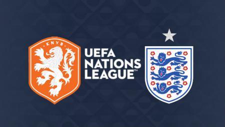 Jadwal dan Live Streamin Pertandingan Pertandingan Semifinal UEFA Nations League antara Belanda vs Inggris. (Foto: uefa.com/INDOSPORT) - INDOSPORT