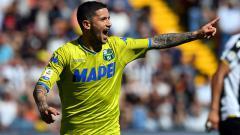 Indosport - Inter Milan selangkah lagi dapatkan bintang Sassuolo, Stefano Sensi.