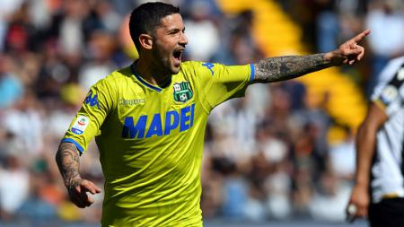 Inter Milan selangkah lagi dapatkan bintang Sassuolo, Stefano Sensi. - INDOSPORT