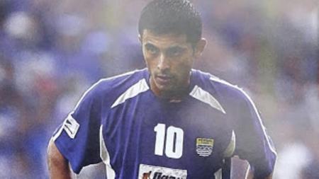 Alejandro Tobar, eks playmaker Persib Bandung. - INDOSPORT