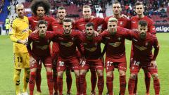 Indosport - CA Osasuna, klub promosi LaLiga Spanyol musim 2019/20.