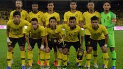 Indosport - Skuat Timnas Malaysia akan diperkuat 4 pemain asing saat melawan Timnas Indonesia pada kualifikasi Piala Dunia 2022