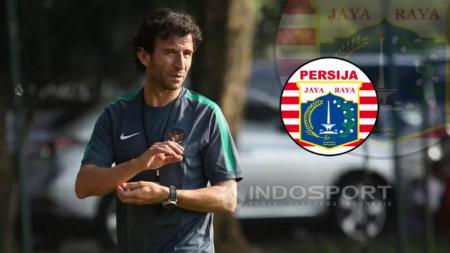 Diprediksi ada 3 pemain Timnas Indonesia yang bisa dibawa Luis Milla andai suatu saat nanti latih kampiun Liga 1 2018 Persija Jakarta. - INDOSPORT