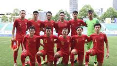 Indosport - PSSI telah mengumumkan 26 nama untuk mengikuti pemusatan latihan Timnas Indonesia U-23 di Yogyakarta jelang ajang SEA Games Filipina pada November 2019.