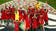 Indosport - Portugal Juara UEFA Nations League