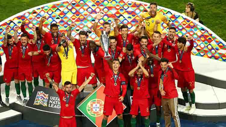 Portugal Juara UEFA Nations League Copyright: Jan Kruger/GettyImages