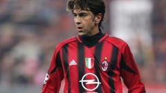 Indosport - Alessandro Costacurta saat masih berseragam AC Milan.