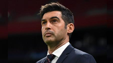 Paulo Fonseca jadi pelatih baru AS Roma tuding jika tim asuhannya jadi anak tiri wasit sepanjang Serie A Liga Italia 2019-2020. - INDOSPORT