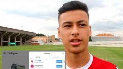 Indosport - Gabriel Martinelli dikabarkan telah mem-follow akun resmi Instagram Arsenal