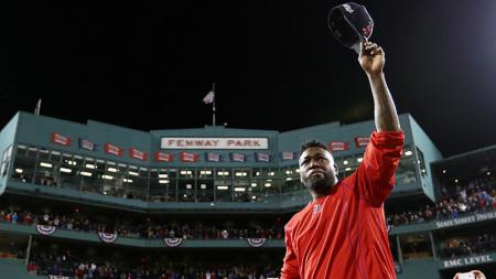 David Ortiz, legenda Baseball Amerika Serikat - INDOSPORT