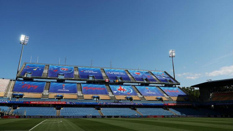 Stade de la Mosson, venue Piala Dunia Wanita 2019. Copyright: Naomi Baker - FIFA