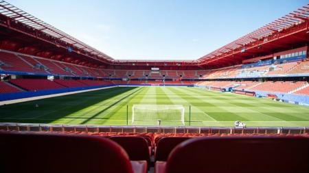 Stade du Hainaut, venue Piala Dunia Wanita 2019. - INDOSPORT