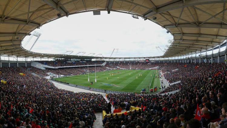 Stade Auguste-Delaune, venue Piala Dunia Wanita 2019. Copyright: Manuel Blondeau/Icon Sport via Getty Images