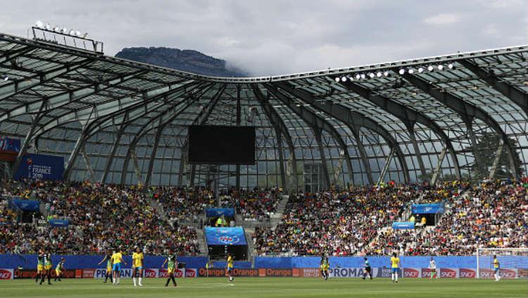 Stade des Alpes, venue Piala Dunia Wanita 2019. Copyright: Naomi Baker - FIFA