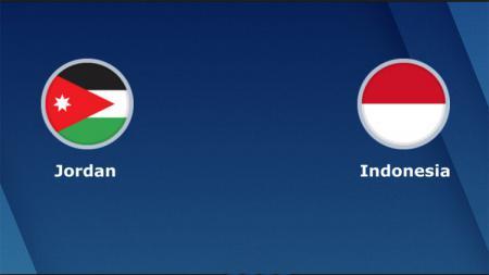 Yordania vs Timnas Indonesia U-23. - INDOSPORT