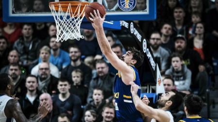 Salah satu tim basket di Rusia, Khimki Moscow baru-baru ini mengalami kasus kemalingan. - INDOSPORT