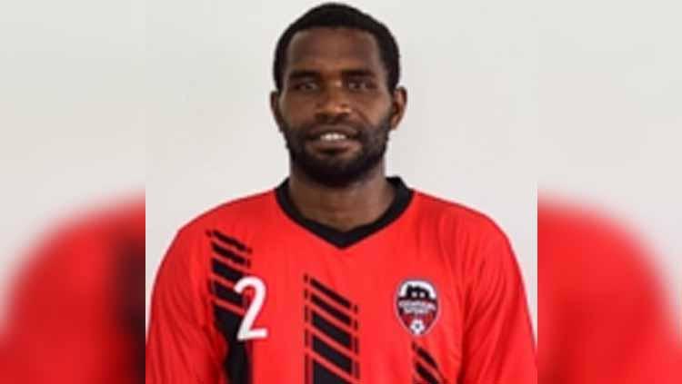 Penyerang Timnas Vanuatu, Kensi Tangis Copyright: National Football Teams