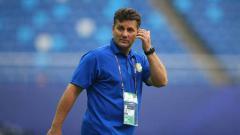 Indosport - Dejan Gluscevic pelatih Timnas Vanuatu U-19. Alex Livesey - FIFA/FIFA via Getty Images