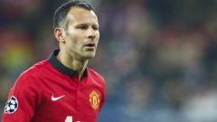 Indosport - Ryan Giggs saat masih membela Manchester United.