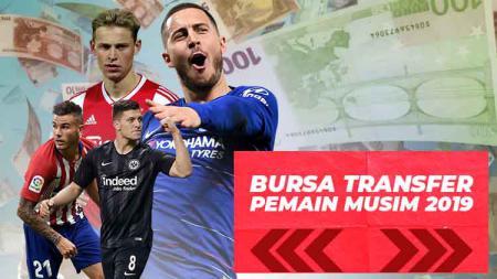 Bursa transfer musim 2019 - INDOSPORT