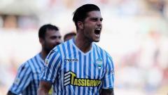 Indosport - Kevin Bonifazi, bek SPAL pinjaman dari Torino