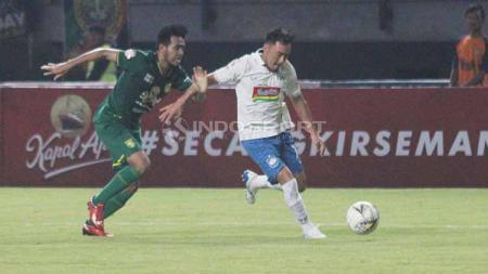 Shohei Matsunaga (kanan) resmi dicoret PSIS Semarang. - INDOSPORT