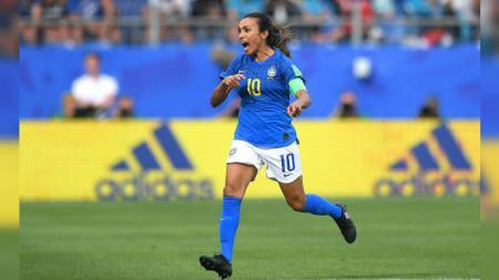 Marta mencetak rekor yang menyamai torehan Miroslav Klose - INDOSPORT