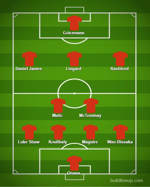 Prediksi starting line up Newcastle United di musim 2019/20 Copyright: buildlineup.com