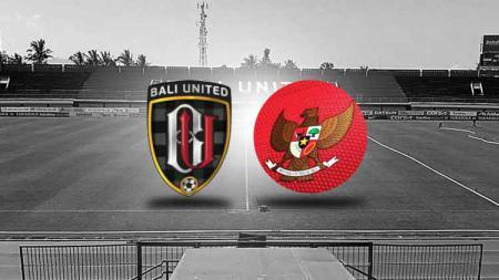 Laga persahabatan Bali United vs Timnas Indonesia U-23. - INDOSPORT