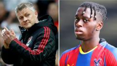 Indosport - Ole Gunnar Solskjaer sangat menginginkan Aaron Wan-Bissaka gabung Manchester United di bursa transfer musim panas 2019. (Foto: sportbible.com)