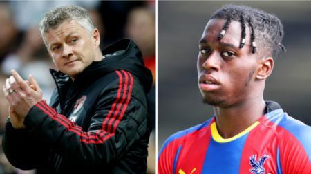 Ole Gunnar Solskjaer sangat menginginkan Aaron Wan-Bissaka gabung Manchester United di bursa transfer musim panas 2019. (Foto: sportbible.com) - INDOSPORT