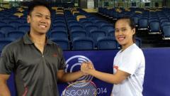 Indosport - Danny Bawa Chrisnanta (kiri), pebulutangkis ganda putra kelahiran Indonesia yang pernah bersinar bersama Singapura.