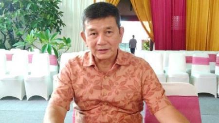 Doli Sinomba Siregar, eks CEO PSMS Medan, maju sebagai calon wakil ketua PSSI. - INDOSPORT
