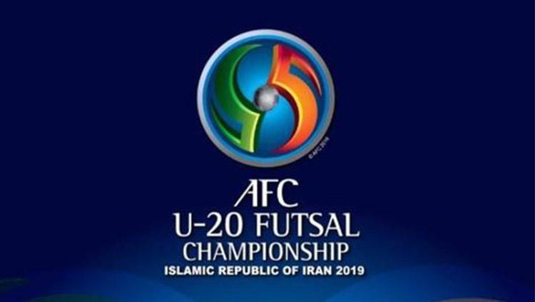 Logo Piala AFC Futsal U-20 2019. Copyright: AFC.com