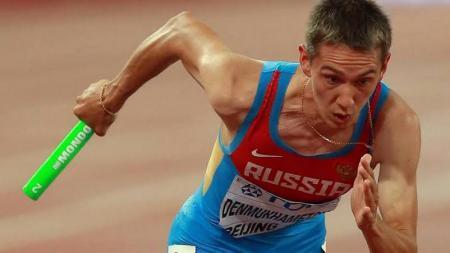 Artyom Denmukhametov, pelari Rusia yang terkena hukuman karena kerja sama dengan pelatih yang diskors. - INDOSPORT