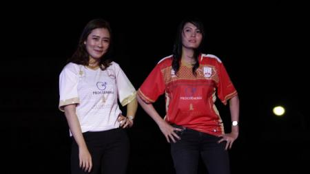 Launching jersey Persis Solo di Stadion Wilis Madiun - INDOSPORT