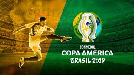 Brasil berhasil meraih tempat ke perempatfinal Copa America 2019. - INDOSPORT