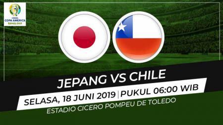 Berikut prediksi pertandingan Copa America 2019 antara Jepang vs Chile, Selasa (18/06/19), di Stadion Morumbi, Sao Paolo, Brasil. - INDOSPORT