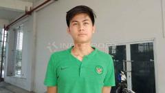 Indosport - Rendy Juliansyah, Pemain Timnas Indonesia U-19.
