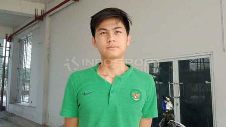 Jebolan Timnas Indonesia U-19, Rendy Juliansyah. - INDOSPORT