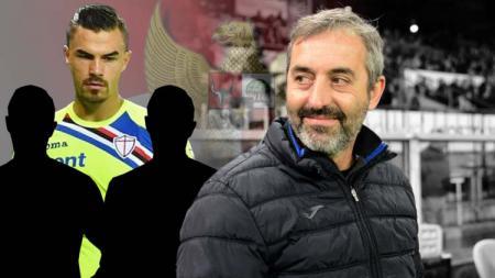 Termasuk pemain berdarah Indonesia, berikut 3 nama kejutan yang bisa direkrut Marco Giampaolo ke AC Milan. - INDOSPORT