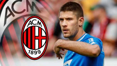 Pelatih yang mendapatkan julukan 'Mini Mourinho', Julian Nagelsmann mungkin saja membawa mantan anak asuhnya ke AC Milan pada musim depan. - INDOSPORT