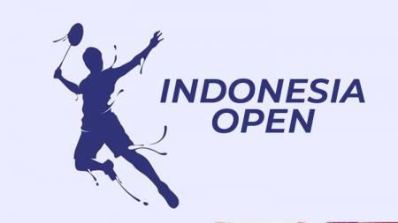 Ilustrasi Indonesia Open - INDOSPORT