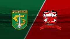 Indosport - Persebaya Surabaya vs Madura United