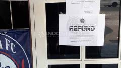 Indosport - Dua hari dibuka, layanan Refund Tiket Arema FC Versus Persib mencapai 20 persen. Foto: Ian Setiawan/INDOSPORT