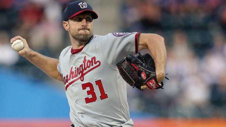Max Scherzer, pemain baseball. - INDOSPORT