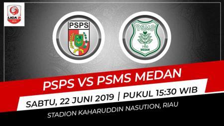 Pertandingan PSPS Pekan Baru vs PSMS Medan. Foto: Grafis: Indosport.com - INDOSPORT