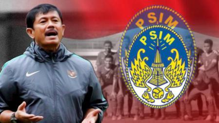 Indra Sjafri punya peran baru di PSIM Yogyakarta seperti di sepak bola Eropa. (Foto: INDOSPORT) - INDOSPORT