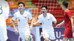 Indosport - Timnas Indonesia tersingkir atau gagal ke final setelah kalah 3-4 dari Afghanistan pada pertandingan semifinal Piala AFC U-20 Futsal 2019, Kamis (20/06/19), di Tabriz, Iran.