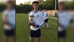 Indosport - Samuel Edozie, pemain muda yang didatangkan oleh Man City